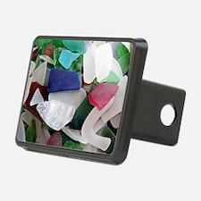 Emmas Ocean Glass Note Car Hitch Cover
