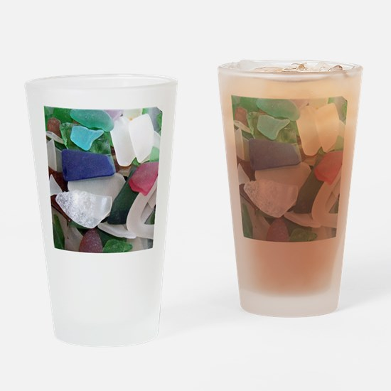 Emmas Ocean Glass Note Card Drinking Glass