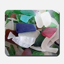 Emmas Ocean Glass Note Card Mousepad
