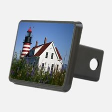 Quoddy Print Hitch Cover