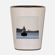 Lubec Channel Light Note Card Shot Glass