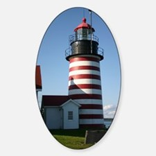 Quoddy Light Journal Decal