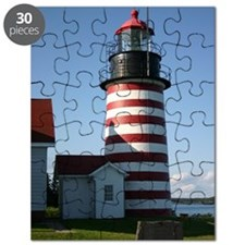 Quoddy Light Journal Puzzle