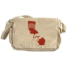 Cali-love-W Messenger Bag