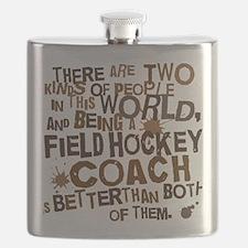 fieldhockeycoachbrown Flask