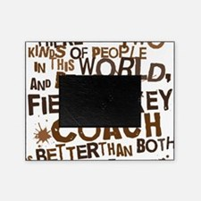 fieldhockeycoachbrown Picture Frame