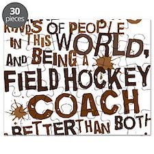 fieldhockeycoachbrown Puzzle
