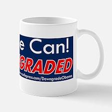 obama-downgrade Mug