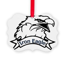 iron eagle Ornament