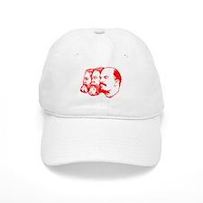 Marx, Engels & Lenin Baseball Baseball Cap