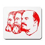Marx, Engels & Lenin Mousepad