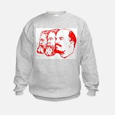 Marx, Engels & Lenin Sweatshirt