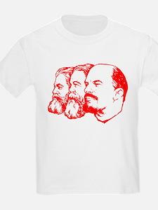 Marx, Engels & Lenin Kids T-Shirt