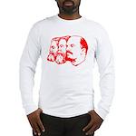 Marx, Engels & Lenin Long Sleeve T-Shirt