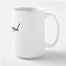 Savannah Script W Mug