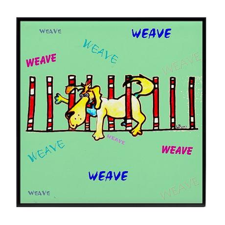 Weave Pole, Tile Coaster