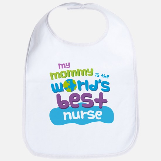 Nurse Gift for Kids Baby Bib