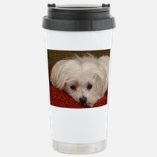 MalteseGCard Stainless Steel Travel Mug