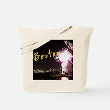 Boston_4.25x5.5_194_NoteCards Tote Bag