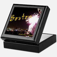 Boston_4.25x5.5_194_NoteCards Keepsake Box