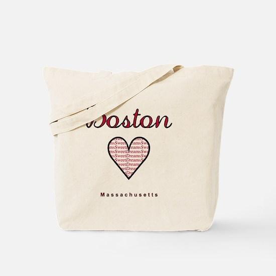 Boston_10x10_Massachusetts_SweetDreams_Bl Tote Bag