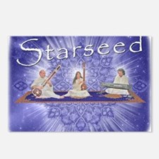 Starseed-8x10b Postcards (Package of 8)