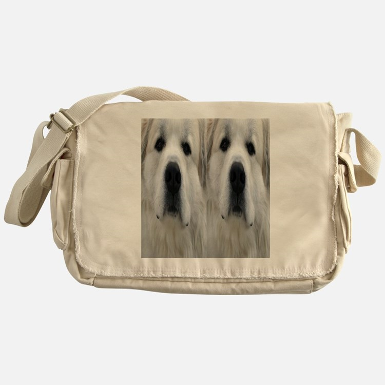 Great Pyr flipflop Messenger Bag