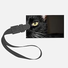Cat eye Luggage Tag