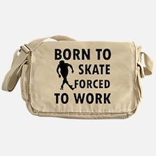 skate-roller Messenger Bag