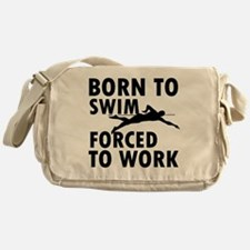 swim Messenger Bag
