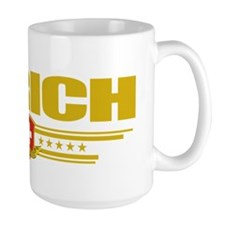 Zurich (Flag 10) pocket Mug