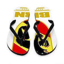 Bern (Flag 10) Flip Flops
