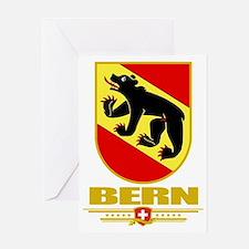 Bern (Flag 10) Greeting Card