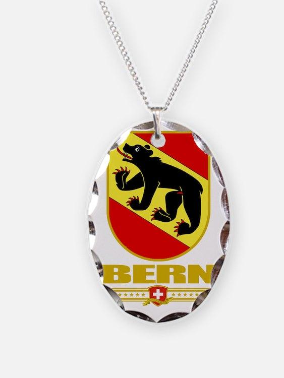 Bern (Flag 10) Necklace
