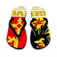 Geneva (Flag 10) Flip Flops
