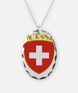 Switzerland (french) Arms Necklace
