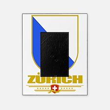 Zurich (Flag 10) Picture Frame