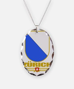 Zurich (Flag 10) Necklace