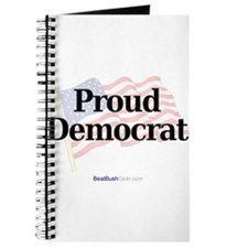 """Proud Democrat"" Journal"