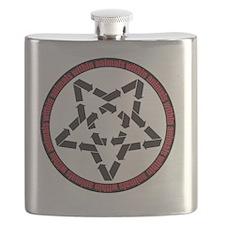 pentagram-coaster-1 Flask