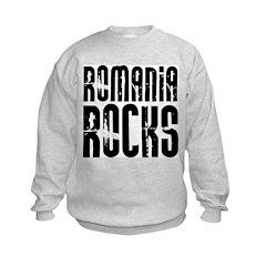 Romania Rocks Sweatshirt