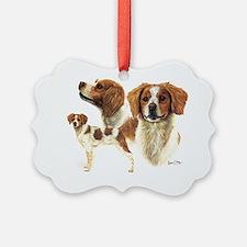 Brittany Ornament