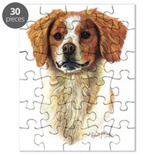 Brittany head Puzzle