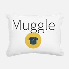 Unique Muggles Rectangular Canvas Pillow