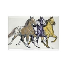 GAITED LINEAR1 Rectangle Magnet
