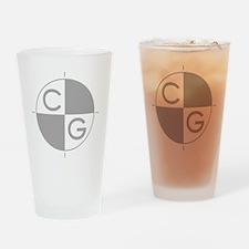 CG_white_dark Drinking Glass