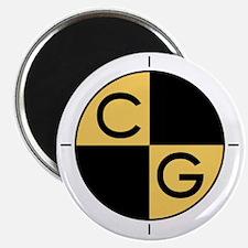 CG_yellow_black Magnet