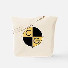 CG_yellow_black Tote Bag
