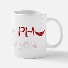 maythephobewithyou Mug