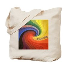 Diversity square Tote Bag